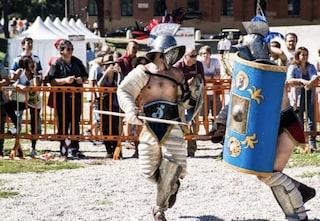 L'ossessione di Michetti per Roma antica: nel programma i 'ludi romani', i giochi degli imperatori