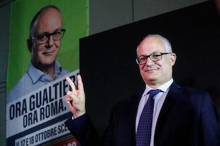 Perché ha vinto Gualtieri: il nuovo sindaco ha preso quasi il doppio dei voti del primo turno