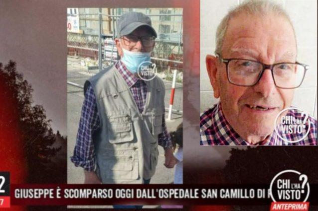 Roma, ritrovato Giuseppe Brinchi: era scomparso dall'Ospedale San Camillo