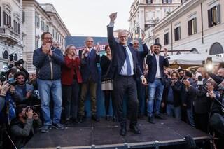 Il primo appuntamento di Roberto Gualtieri da sindaco di Roma è al centro anziani di Tiburtino III