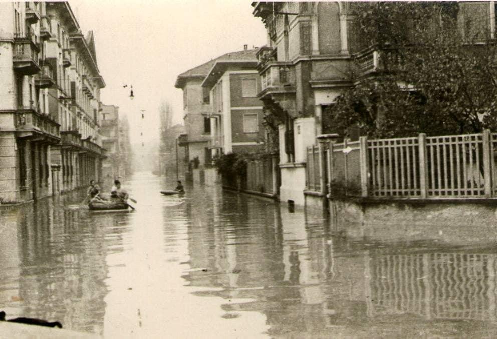 Esondazione del Seveso nel 1951