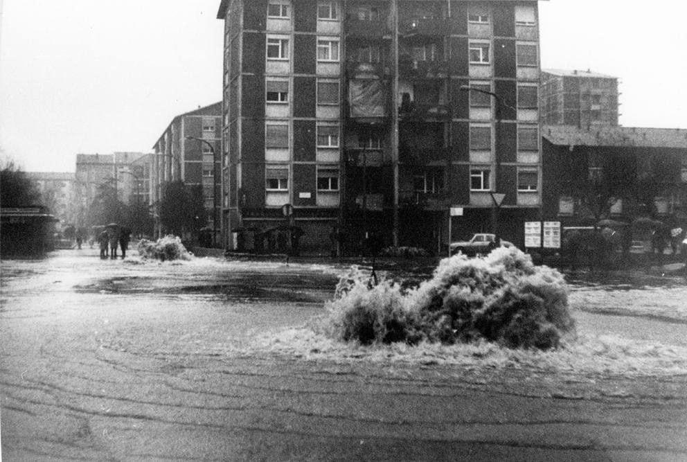Esondazione del Seveso nel 1993