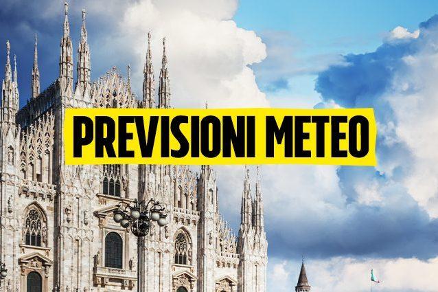 Previsioni meteo Milano e Lombardia domenica 24 ottobre: cielo poco nuvoloso e temperature in calo