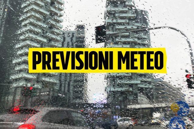 Meteo weekend a Milano, arriva l'autunno: temporali e brusco calo delle temperature
