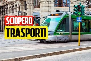 Nuovo sciopero dei trasporti a Milano: mezzi pubblici a rischio venerdì 23 aprile