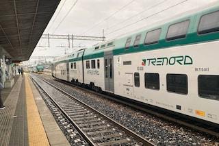 Maltempo, danni a Milano Domossola e circolazione Trenord rallentata. Atm: Chiusa stazione M5 Marche