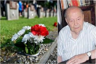 Pavia saluta il suo ultimo partigiano: morto a 95 anni Marino Fronti, eroe della Liberazione