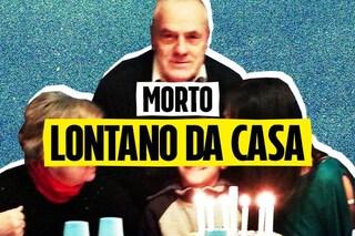"""Da Codogno fino a L'Aquila: """"Mio padre morto da solo in Abruzzo dopo aver ripreso il Coronavirus"""""""