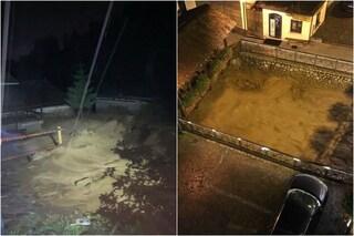 Maltempo in Valcamonica, alluvioni e frane a Ponte di Legno: strade interrotte e case evacuate