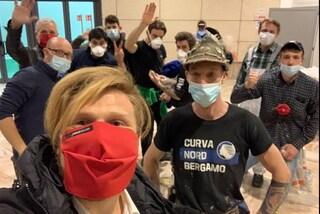 L'amore tra Bergamo e Palermo continua: ospiti in Sicilia gli artigiani che costruirono ospedale