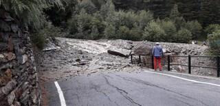 """Frana in Valmalenco, sindaca a Fanpage.it: """"Chiareggio ancora isolata e continua a piovere"""""""
