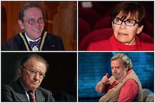 Da Franca Valeri a Philippe Daverio, Squinzi e Gianni Mura: i 19 iscritti nel Famedio