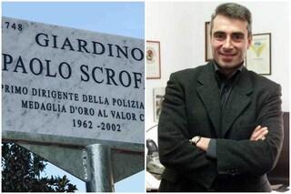 Milano, un giardino per Paolo Scrofani, poliziotto medaglia d'oro ucciso da un'esplosione