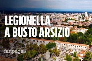 """Legionella a Busto Arsizio, il sindaco a Fanpage.it: """"A oggi non c'è un focolaio, evitare il panico"""""""