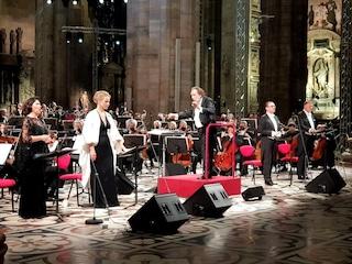 """Milano, Messa da Requiem in Duomo per i morti Covid con Mattarella. Sala: """"Pronti a nuova normalità"""""""