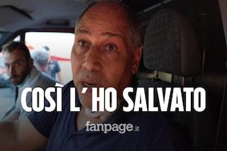 """Esplosione a Milano, Aly l'eroe per caso che ha salvato un ferito: """"Era avvolto dalle fiamme"""""""