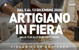 Confermato l'Artigiano in Fiera: accesso su prenotazione e tampone obbligatorio per gli espositori