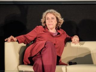 """Andrée Ruth Shammah: """"Chiudere i teatri è uno sfregio alla città, non chiediamo soldi ma dignità"""""""