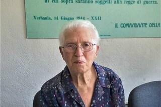 Samarate, morta la partigiana Carla Locarno: durante la guerra aveva rischiato la fucilazione