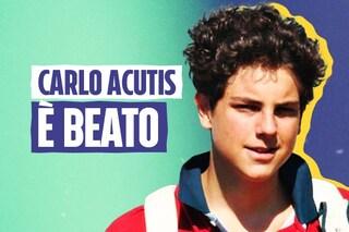 Oggi, 12 ottobre, si celebra per la prima volta il Beato Carlo Acutis: è morto nel 2006 a 15 anni