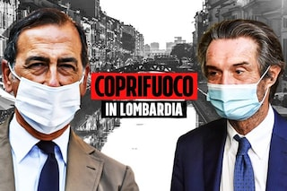 Da oggi coprifuoco in Lombardia: autocertificazione, multe, orari, ecco cosa cambia