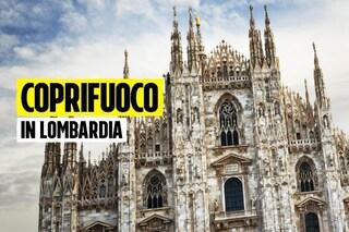 Autocertificazione Lombardia per coprifuoco, firmata l'ordinanza: quando si potrà uscire di casa
