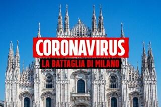 """Coronavirus, l'indice di contagio Rt a Milano da due giorni è sopra 2. Sala: """"Agire in fretta"""""""