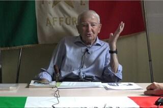 Morto a 94 anni Domenico Arcieri, il partigiano Mino fu protagonista dell'insurrezione di Milano