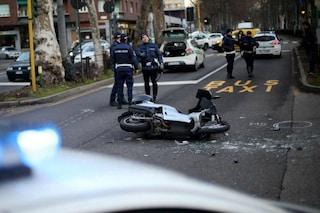 Nova Milanese, scontro tra auto e moto: morto sul colpo un uomo di 50 anni