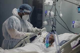 Sondrio, nuovi ricoveri al Morelli: 23 malati in più negli ultimi 3 giorni, 11 i pazienti gravi