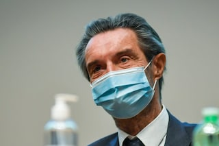 "Coronvirus, Fontana su possibili chiusure: ""Servono indennizzi per imprese e lavoratori"""