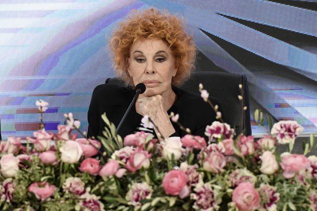 Ornella Vanoni (LaPresse)