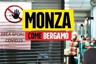 Esercito a Monza dopo l'appello dell'Asst: in arrivo contingente di medici e infermieri