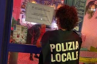 Milano, stretta sulla movida: due bar chiusi per assembramenti, 21 multati perché senza mascherina