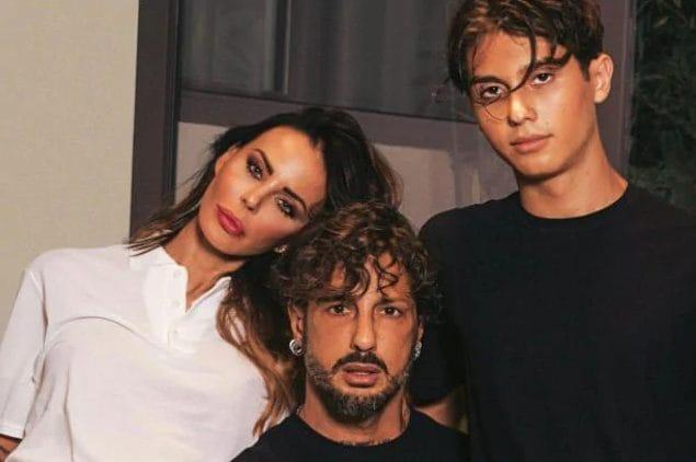 Nina Moric, Fabrizio Corona e Carlos Maria