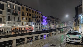 In Lombardia è scattato il coprifuoco: la situazione a Milano sui Navigli