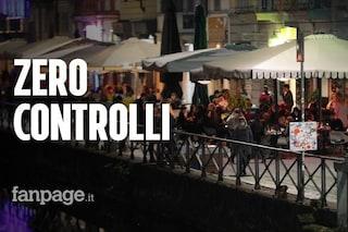 """Covid, a Milano primo sabato con le misure anti movida: """"Zero controlli, alcol venduto dopo le 24"""""""