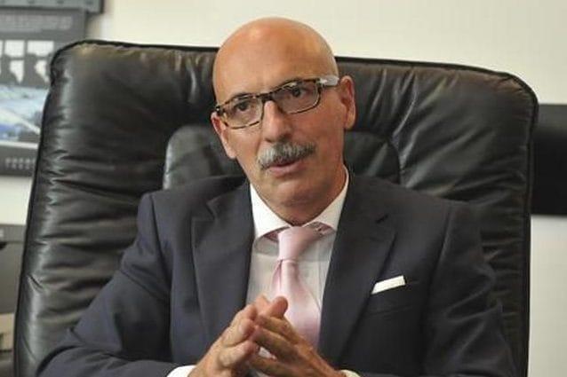Domenico Chiaro, procuratore di Lodi (Foto Fb: Claudio Fasani)