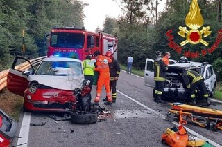 Incidente stradale a Treviglio: scontro frontale tra due auto, morto un bambino di 10 anni