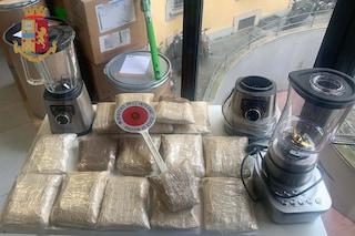 Milano, scoperto laboratorio di droga dopo un inseguimento: due arresti