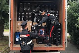 Pozzuolo Martesana, nella stessa notte rubano un furgone e 168 monitor per pc da 35mila euro