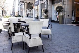 La corsa ai dehors per i ristoranti di Milano: quasi 200 richieste in quattro giorni