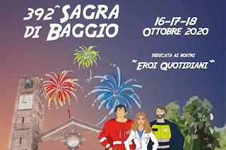 Troppi casi di Coronavirus a Milano, annullata la secolare Sagra di Baggio