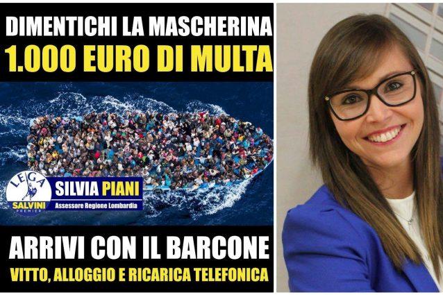 Il post pubblicato dall'assessora Silvia Piani