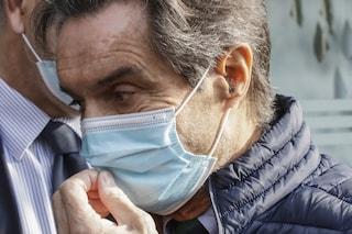 """Fontana: """"La pandemia da Covid ha fermato la Lombardia ma non l'ha fiaccata"""""""
