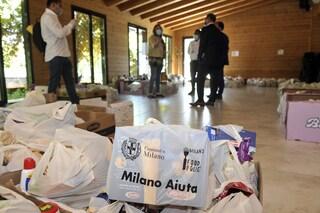 """Riparte """"Milano Aiuta"""" a supporto di fragili e anziani per spesa e assistenza a domicilio"""