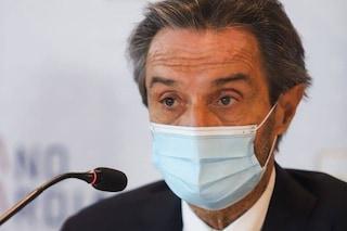 """Zona rossa, Fontana: """"Lombardia ingiustamente penalizzata, spero di rivedere parametri con Speranza"""""""