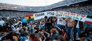 """Da Bob Marley a Vasco: 40 anni di concerti a San Siro, la storia della """"Scala del Rock"""""""