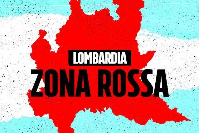 Lombardia zona rossa da domenica 17 gennaio: ecco come cambiano le regole  con il nuovo Dpcm