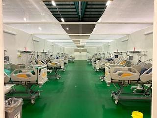 La Fiera di Bergamo da ospedale d'emergenza a centro per vaccini: al via le iniezioni agli over 80